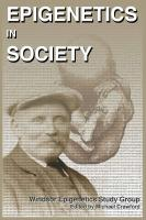 Cover for Epigenetics in Society