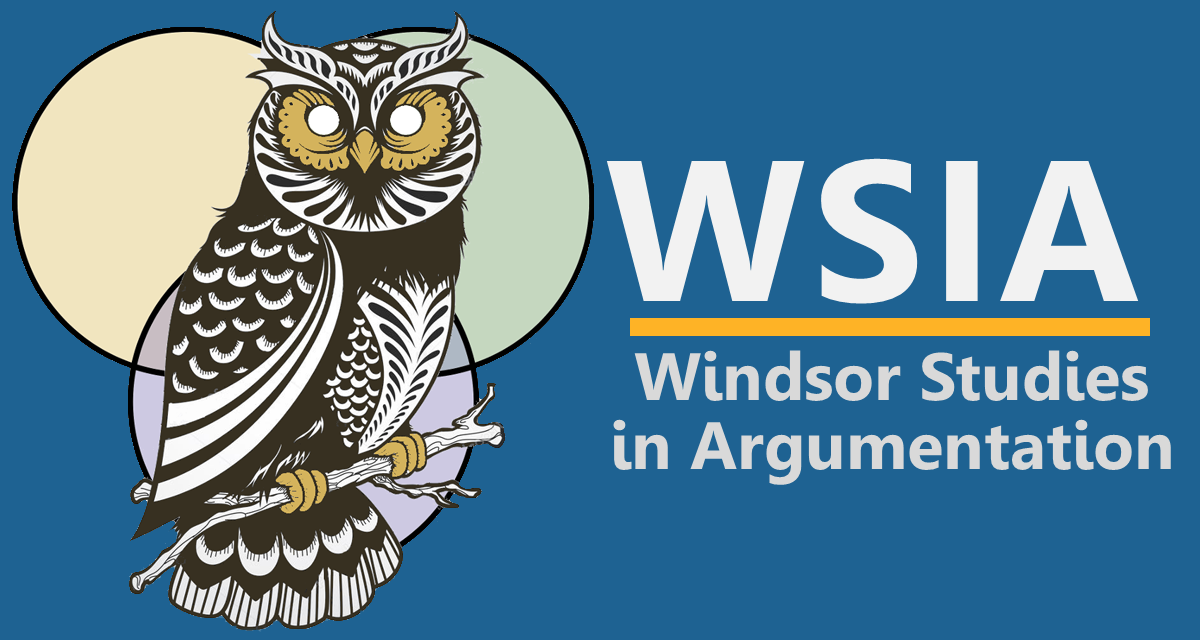 Windsor Studies in Argumentation logo of Owl over intersection sets