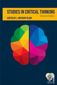 Cover for Studies in Critical Thinking