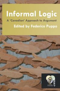 Cover for Informal Logic: A 'Canadian' Approach to Argument