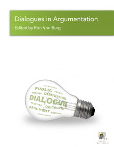 Cover for Dialogues in Argumentation