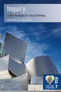 Cover for Inquiry: A New Paradigm for Critical Thinking